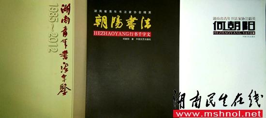 当代商报《艺术・收藏》:诗人书法家何朝阳 闲情逸趣品书法
