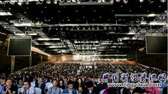 ��空CEO王海兵携SIKONG ART空气净化器亮相GMIC大会