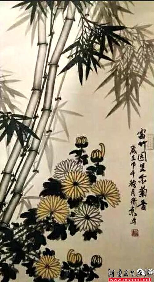 山东籍著名画家祝卫东作品欣赏