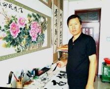 名家逯武君书法:打造创新型艺术杰作