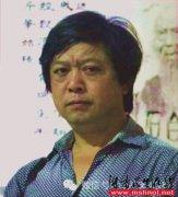 著名旅日画家李晓臣与他的湖湘名人画