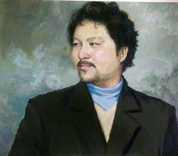 著名画家赵竟城上世纪八十年代水粉人物写生作品欣赏