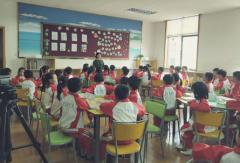 永兴朝阳小学阅读活动获香港回访团好评