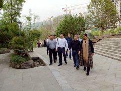 温州市人大常委会副主任任玉明一行到涪州书院参观考察