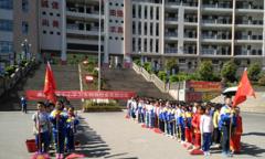 永兴碧水小学:劳动实践促学生文明成长