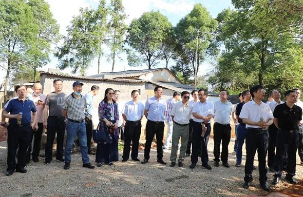 """绿之韵集团被评为""""湖南省林业产业化龙头企业"""""""