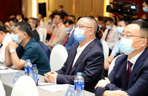 绿之韵胡国安受邀出席第二届中非经贸博览会暨中非经贸合作论坛